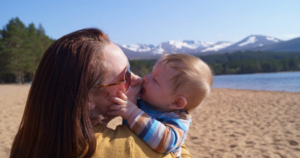 Why You Should Road Trip With Your Baby Travelynn Family