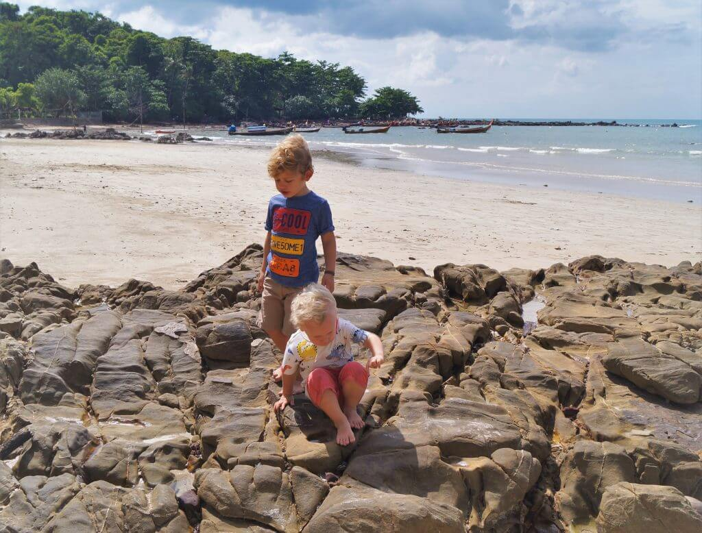 Best beaches in Thailand for kids