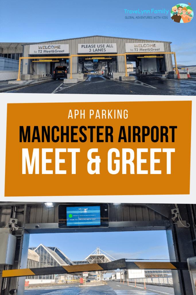 Manchester Meet and Greet pin