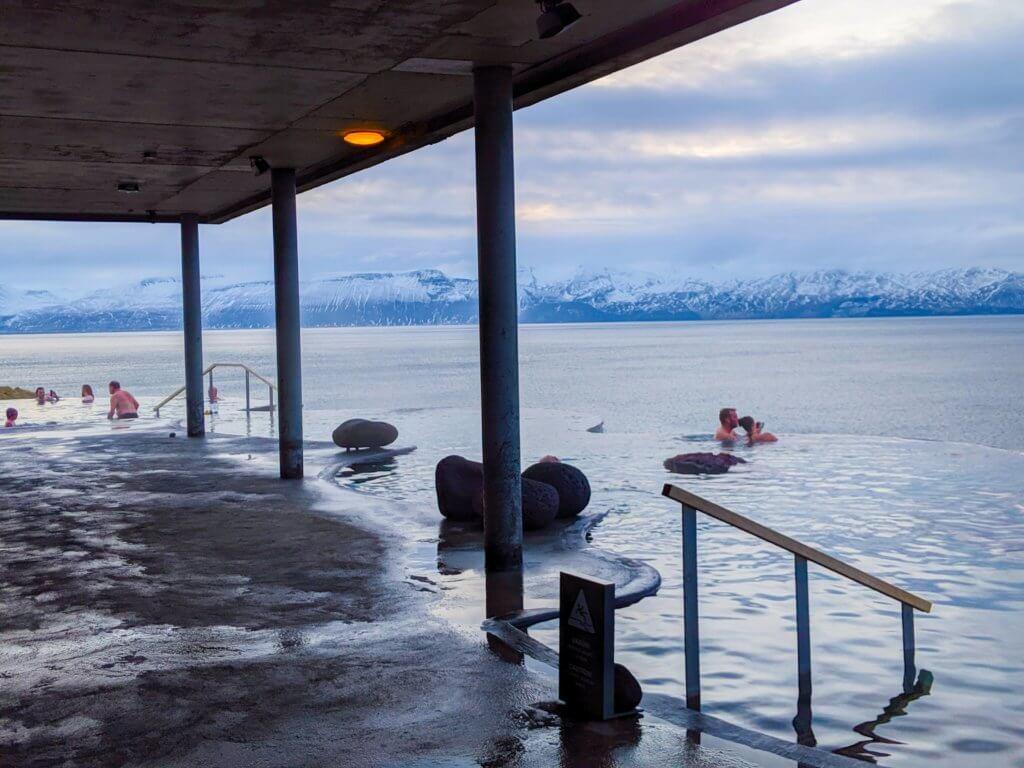 GeoSpa - North Iceland itinerary