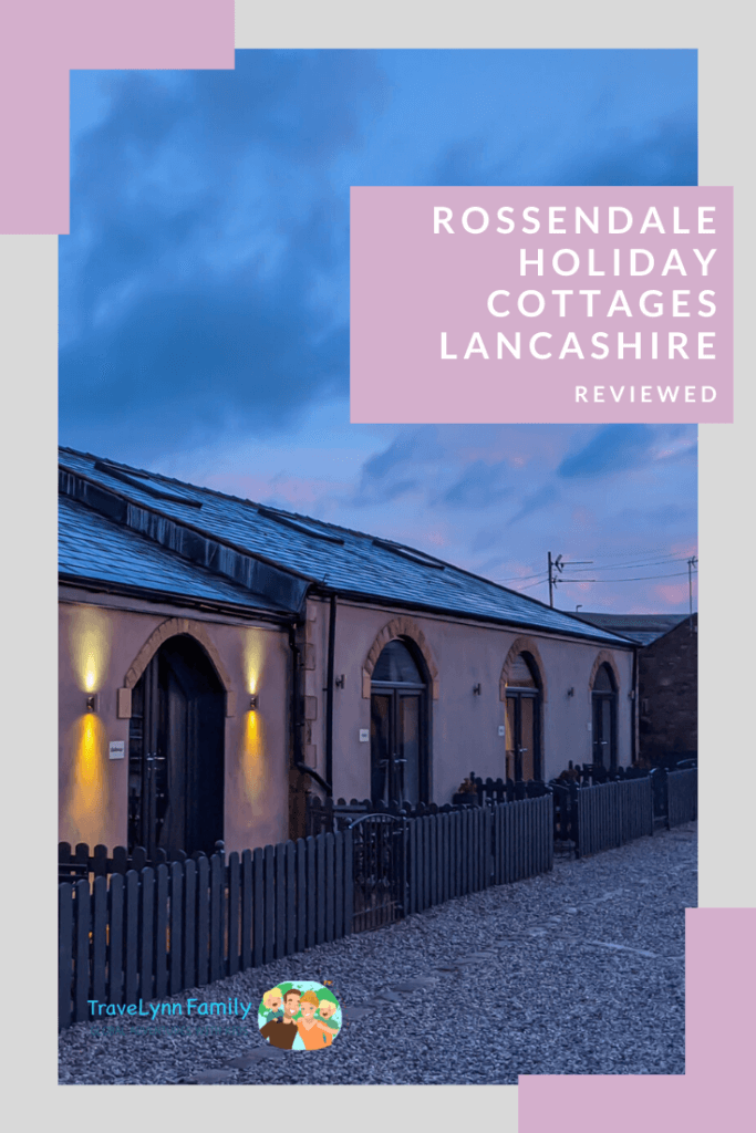 Rossendale Holiday Cottages pin