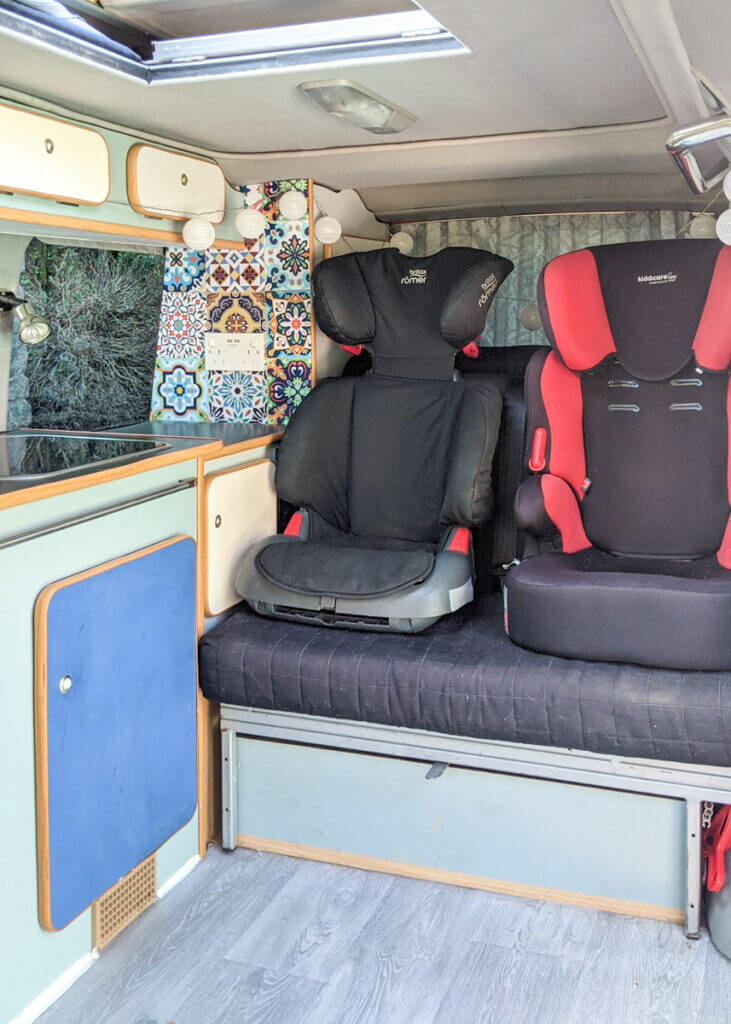 old car seats in Bongo