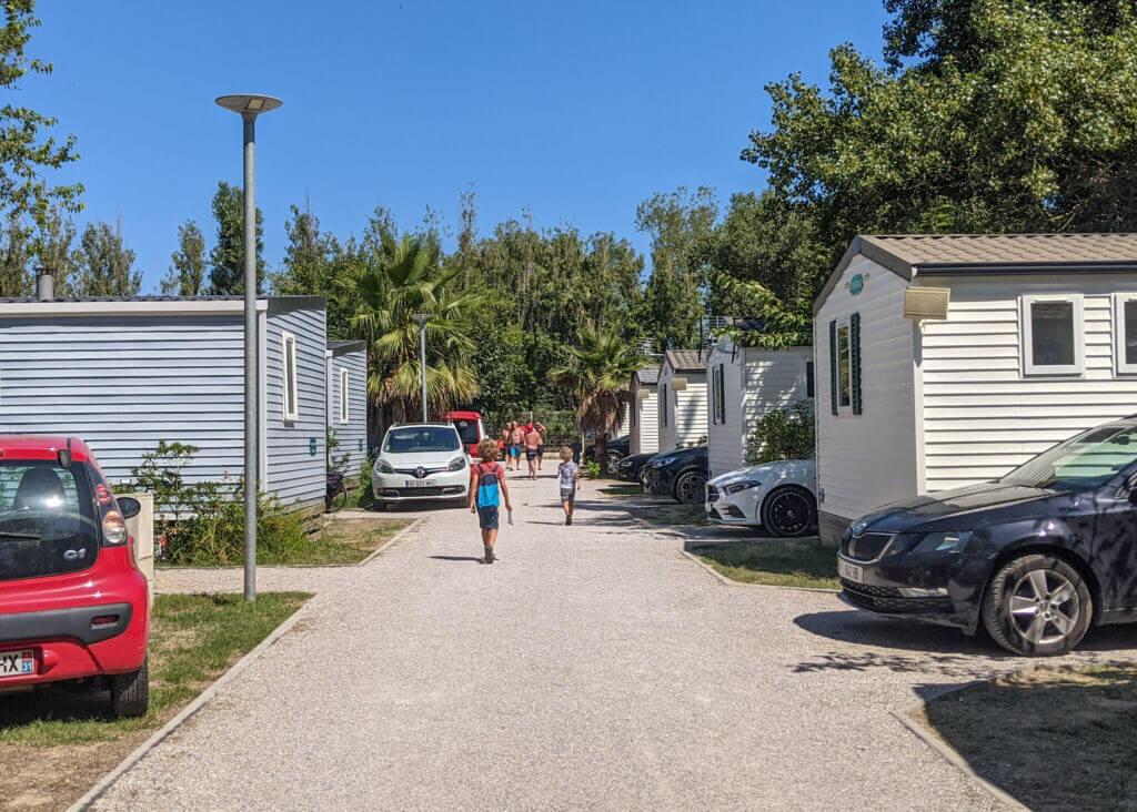 Camping de la Plage Eurocamp mobile homes