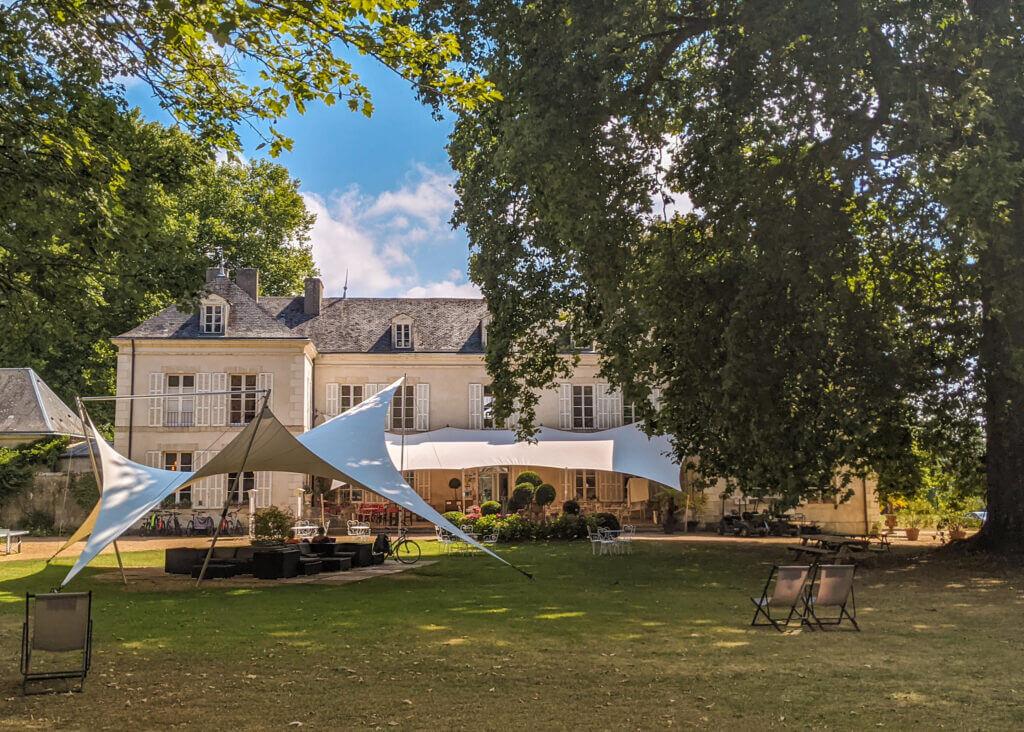 Le Château de Chanteloup Campsite